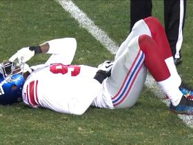 Watch: Jones: JPP's teammates are preparing to play without him