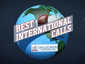 Watch: Top 3 BEST Week 13 Game Calls from Around the World