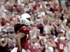 Watch: One Bad Bird I Congrats Larry Fitzgerald
