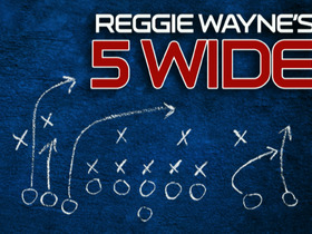Watch: Top 5 WRs for Week 14 | Reggie Wayne's 5 Wide