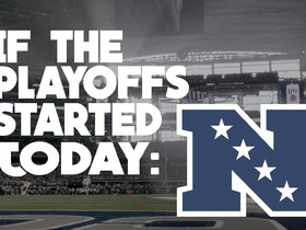 Watch: If The Playoffs Started Today : NFC