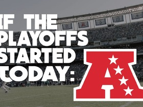 Watch: If The Playoffs Started Today : AFC