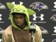 Watch: Why is Steve Smith Sr. wearing a Yoda onesie?