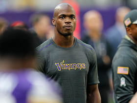 Watch: Will Adrian Peterson return to Vikings in 2017?