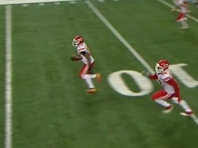 Watch: Brazilian announcers call Eric Berry's game-sealing pick-2