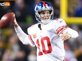 Watch: 'Sound FX': Giants vs. Steelers first half