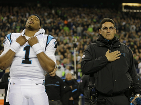 Watch: 'Inside the NFL': Was the benching of Cam Newton warranted?