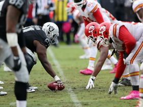 Watch: 'Inside the NFL': TNF preview of Raiders vs. Chiefs