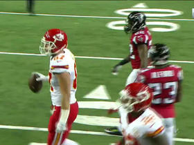 Watch: Alex Smith hits Travis Kelce for 16 yards