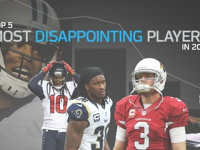 Watch: Top 5 Most Disappointing Players of 2016