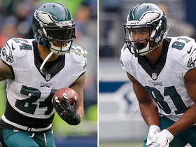 Watch: Rapoport: Ryan Mathews and Jordan Matthews back in practice this week