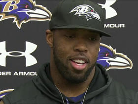 Watch: Terrell Suggs will not say the words 'Tom Brady' this week
