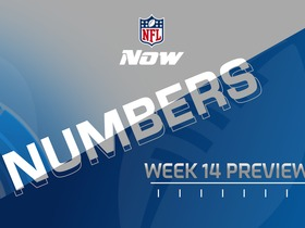 Watch: Week 14 Preview | NOW Numbers
