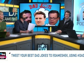 Watch: DDFP:  Dad Jokes and Who are you loving in Week 14?