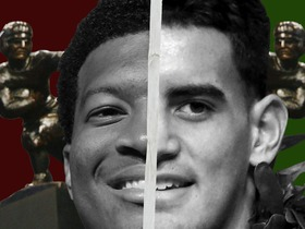 Watch: Heisman Comparison | Jameis Winston and Marcus Mariota