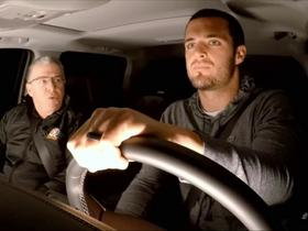 Watch: Peter King speaks with Carr about crucial game vs. Chiefs