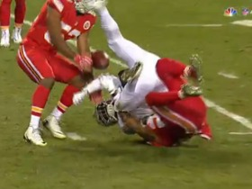 Watch: Instant Replay: Did Cooper fumble?