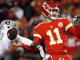 Watch: Khalil Mack strips Alex Smith, Raiders recover