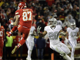 Watch: Travis Kelce highlights