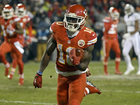 Watch: Tyreek Hill highlights