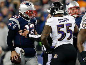 Watch: Schrager on Ravens-Patriots: 'There is real bad blood'