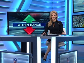 Watch: 'NFL Fantasy Live': Cynthia Frelund Week 14 Within Range