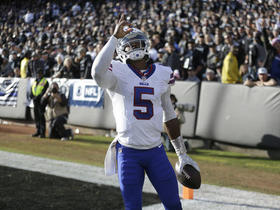 Watch: Tyrod Taylor has made no decision on his future with the Bills