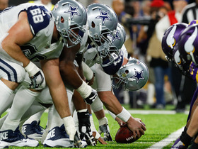 Watch: Battista: Cowboys seeing payoff from commitment to building OL
