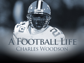 Watch: 'A Football Life': Charles Woodson's move to the Packers