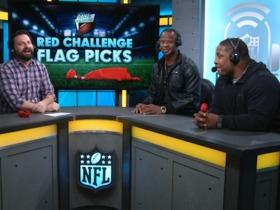 Watch: NFL Pick 'Em: Week 14 (Part 1)