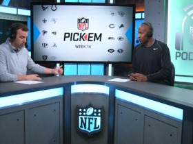 Watch: NFL Pick 'Em: Week 14 (Part 3)