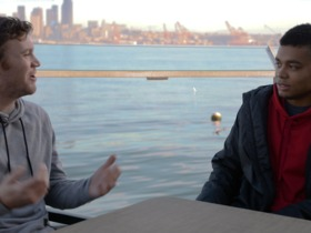 Watch: Dave Grunfield sits down with 'Piano' in Seattle