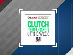 Watch: Week 13: Castrol EDGE Clutch Performer of the Week winner