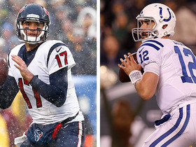 Watch: Evans predicts remaining schedule of Texans and Colts