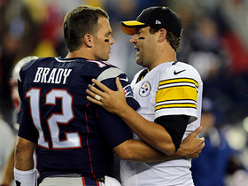 Watch: Game Pass Film Session: Brady vs. Roethlisberger
