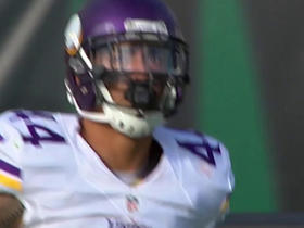 Matt Asiata rushes for 1-yard TD