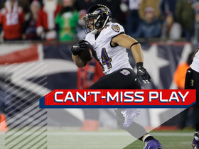 Can't-Miss Play: Kyle Juszczyk refuses to go down on 40-yard gain
