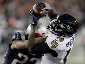 Joe Flacco airs it out to Breshad Perriman for 47-yard gain
