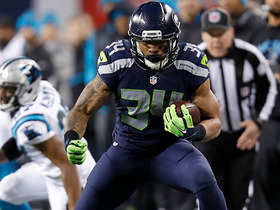 Wyche: Seahawks believe offense designed for players like Rawls