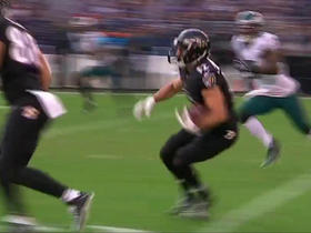 Michael Campanaro picks up 39 yards on end around