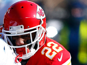 Marcus Peters comes up with huge hit to force fourth down