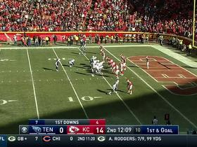 Derrick Henry rushes for 4-yard touchdown