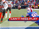 Watch: Can't-Miss Play: Clay stretches back for diving TD catch