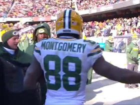 Ty Montgomery caps off drive with 3-yard TD