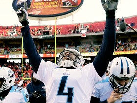 Titans get second chance at field goal, convert  for game-winner