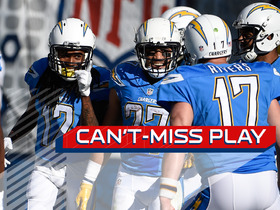 Can't-Miss Play: Rivers hits an open Travis Benjamin on 47-yard TD