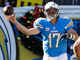 Watch: Philip Rivers fires sidearm laser to Antonio Gates for first down