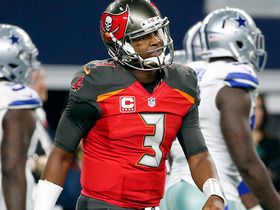 Jameis Winston throws interception in comeback attempt, Cowboys win
