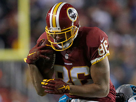 Jordan Reed ejected for unnecessary roughness