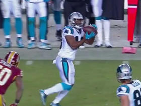 Fozzy Whittaker picks up 25 yards on short pass